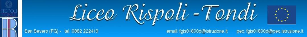 E-Learning Rispoli Tondi